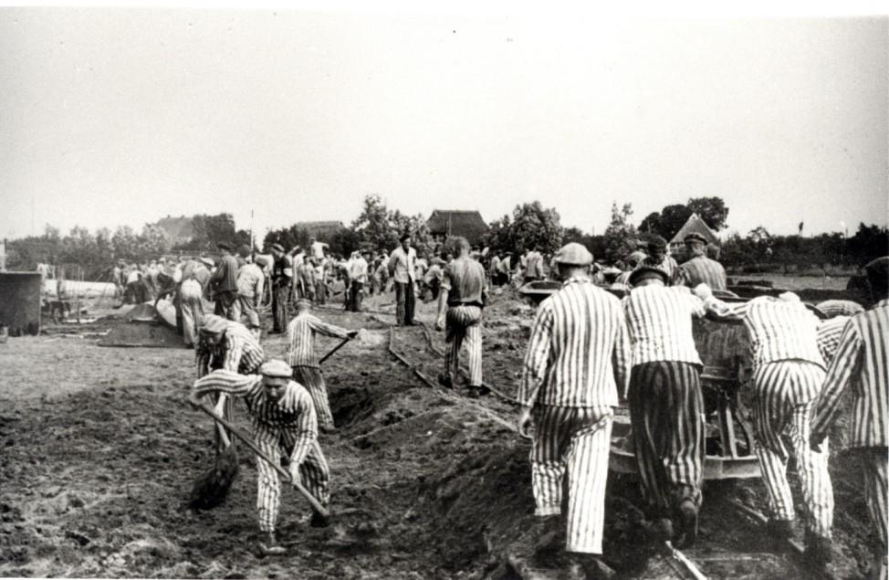 75 Jahre Zweiter Weltkrieg - Zwangsarbeit