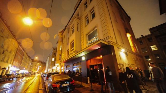 """Bar """"Registratur"""" in München, 2014"""