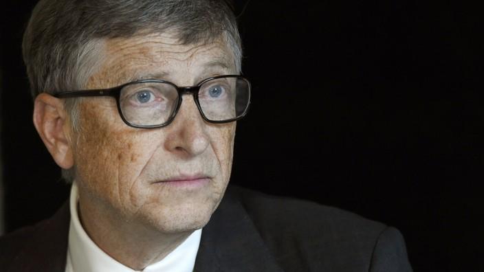 Bill Gates im Interview: Der frühere Microsoft-Chef Bill Gates