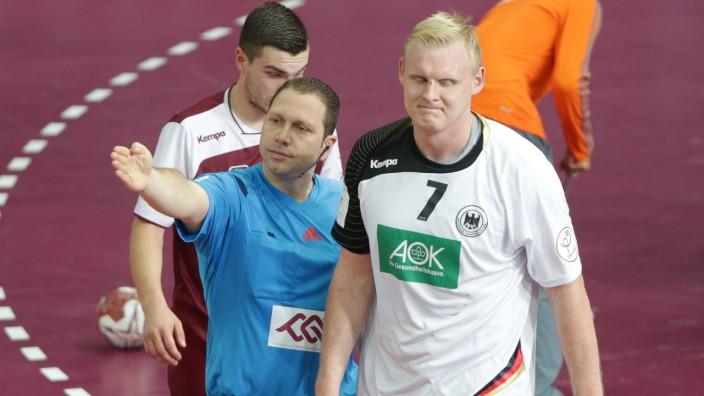 Handball-WM Deutschland - Katar