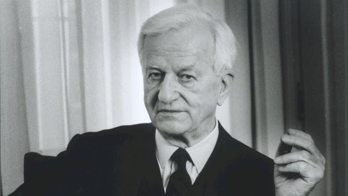 Richard von Weizsäcker