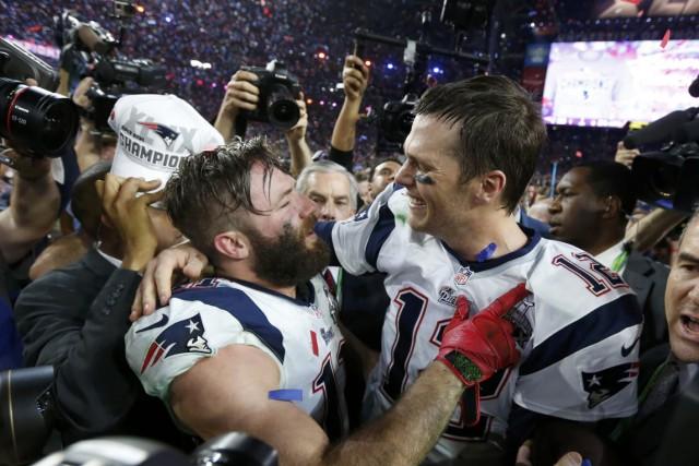 New England Patriots gewinnen die Super Bowl