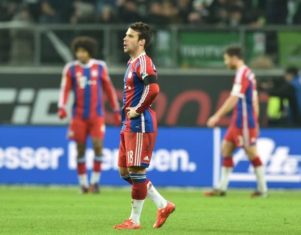 VfL Wolfsburg - FC Bayern München 4:1