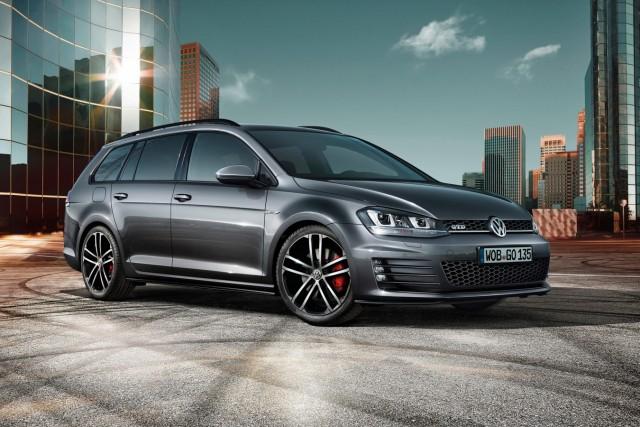 Der neue VW Golf GTD.