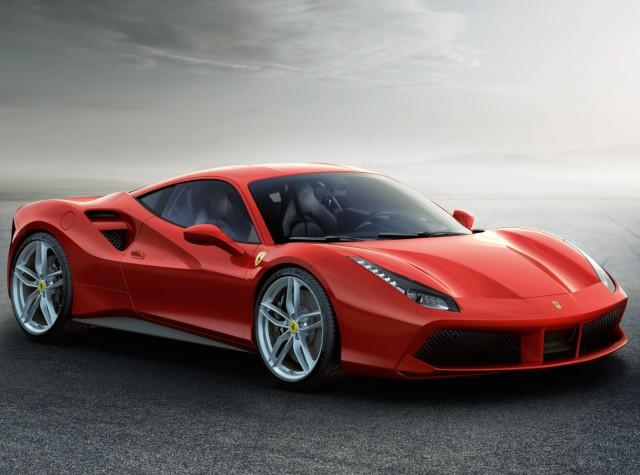 Der neue Ferrari 488 GTB