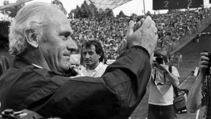 Udo Lattek gestorben