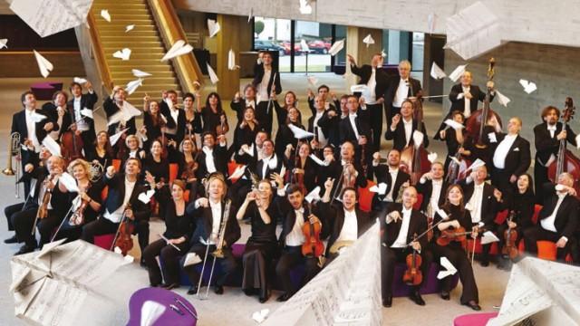Konzertsäle in Bayern: Bayerns größtes B-Orchester: die Augsburger Philharmoniker.