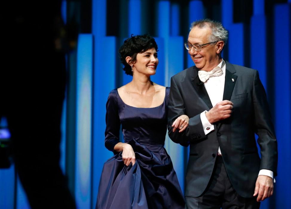 Opening Ceremony Inside - 65th Berlinale International Film Festival