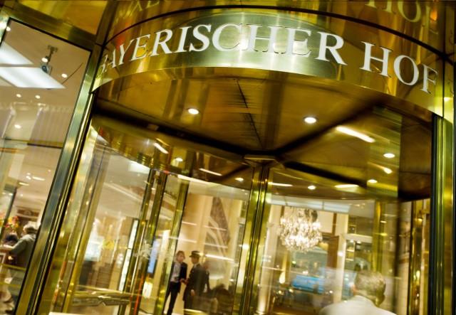 Bayerischer Hof in München