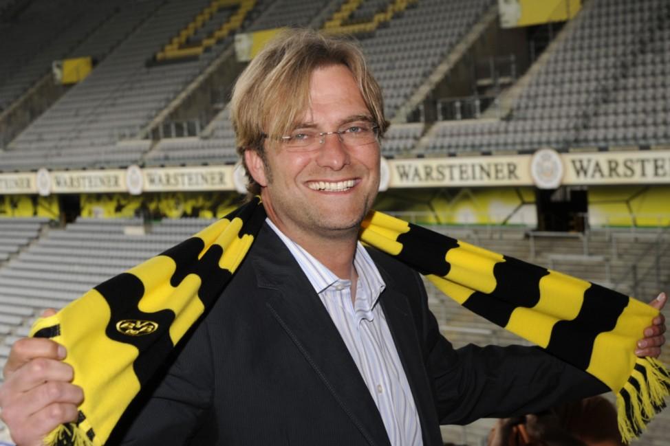 Jürgen Klopp wird neuer Trainer von Borussia Dortmund
