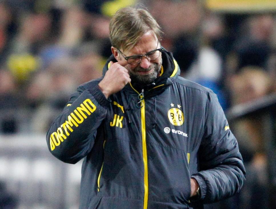Borussia Dortmund - FC Augsburg 0:1