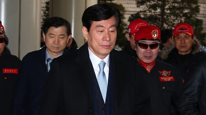 Ex-spy chief found guilty of election meddling