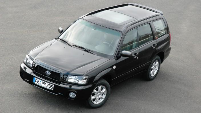 Subaru Forester Modelljahr 2005