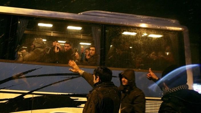 Zuwanderung vom Balkan