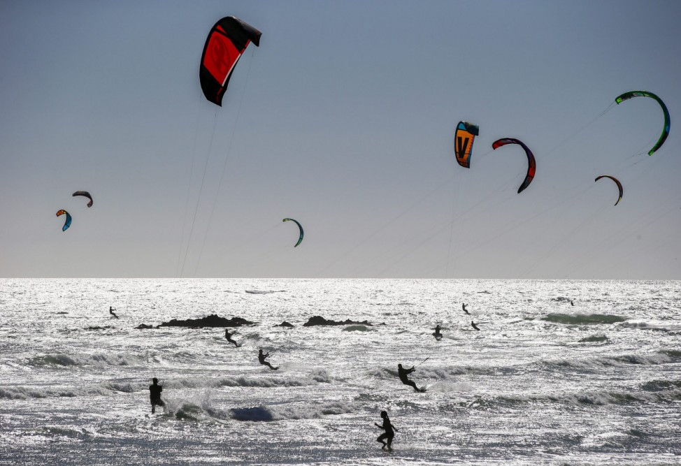 Red Bull King Of The Air Kiteboarding competition