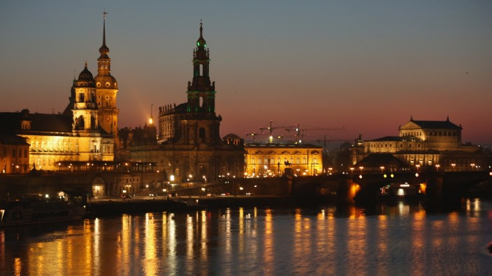 Dresden 70 Years Since The Allied Firebombing