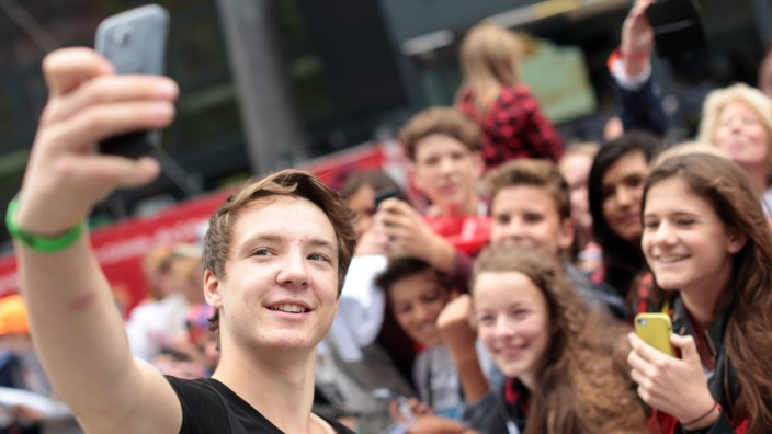 Youtube-Star Roman Lochmann