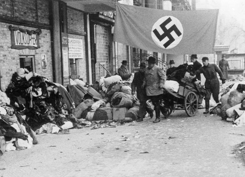 Volksopfer-Spenden in Breslau, 1945; Bildergalerie Ostfront 1945