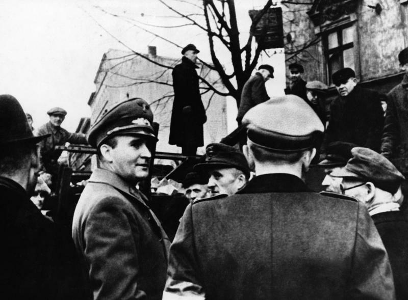 Karl Hanke; Bildergalerie Ostfront 1945
