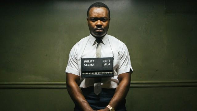 """Szene aus """"Selma"""": Martin Luther King (David Oyelowo) geht für seinen Freiheitskampf auch ins Gefängnis."""