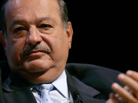 Carlos Slim, Reuters