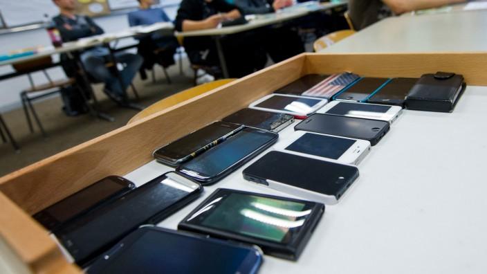 Handys in der Schule