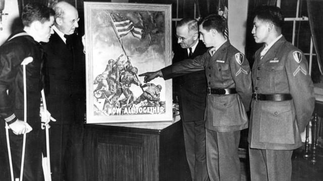 Iwo Jima - Markstein auf dem Weg zu Japans Niederlage