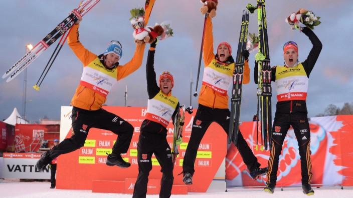 Nordische Ski-WM - Nordische Kombination