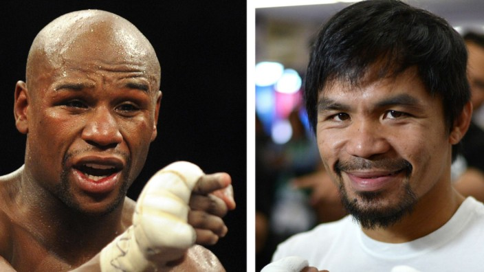 Boxing: Pacquiao-Mayweather mega-fight confirmed