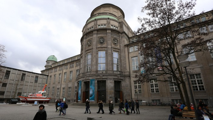 Deutsches Museum: Deutsches Museum in München: Die Kosten der Modernisierung sind höher als gedacht.