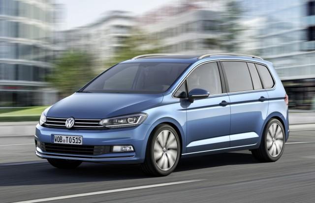 Der neue VW Touran.