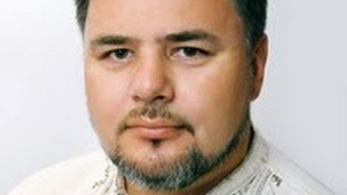 Informationskrieg um die Ukraine: Der Journalist Ruslan Kotsaba wird von der ukrainischen Regierung des Hochverrats verdächtigt.