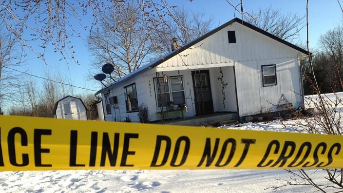 Massenmord Tyrone Missouri