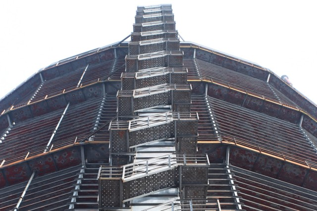 Denkmalgeschütztes Augsburger Gaswerk