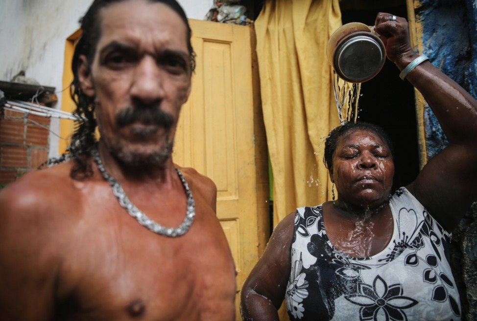 Rio's Mare Favela Remains Under Occupation