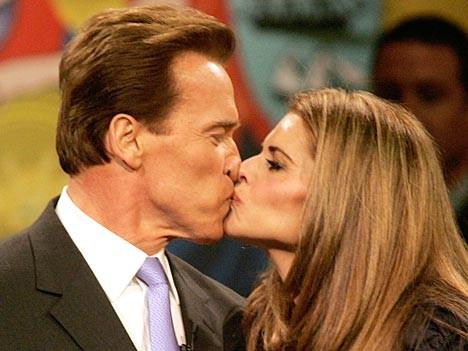Schwarzenegger und Maria Shriver