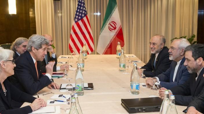 John Kerry, Mohammad Javad Zarif