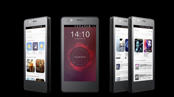 Erstes Ubuntu-Smartphone geht in den Verkauf