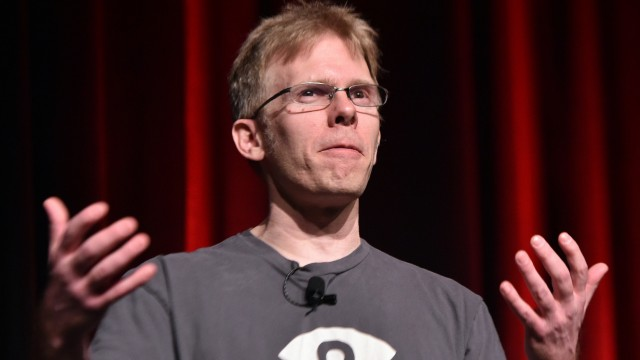 John Carmack Game Developers Conference