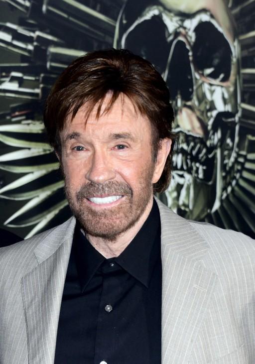Chuck Norris wird 75