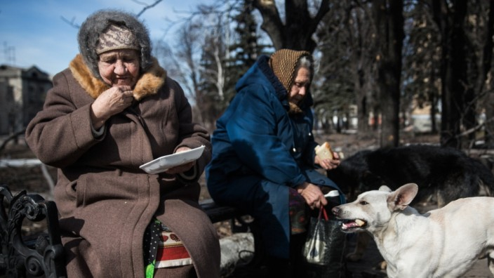 Railroad Hub Town Debaltseve Under Control Of Russian Separatist In Eastern Ukraine