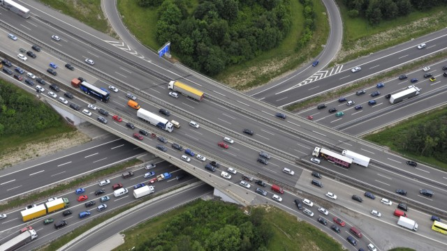 ADAC Staubilanz: Fast eine Million Kilometer Stau