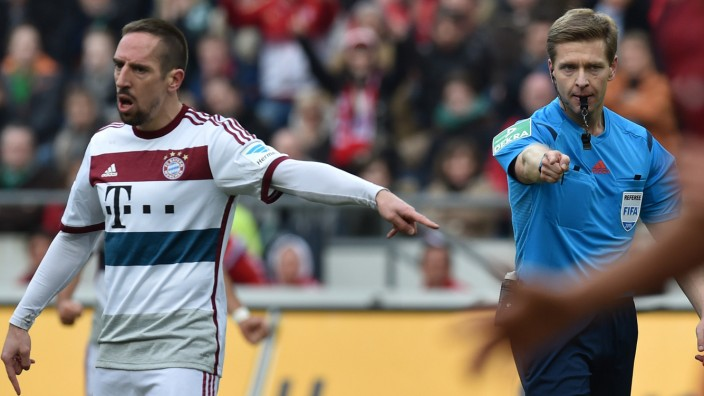 Hannover 96 - Bayern München