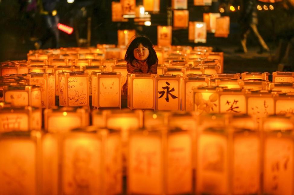4th anniversary of 2011 eathquake and tsunami