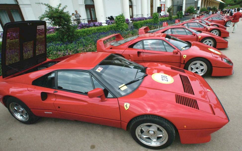 Ferrari 288 GTO und F40