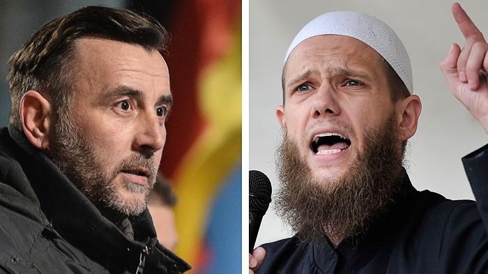 Salafisten, Pegida, Hooligans und Antifa in Wuppertal: .