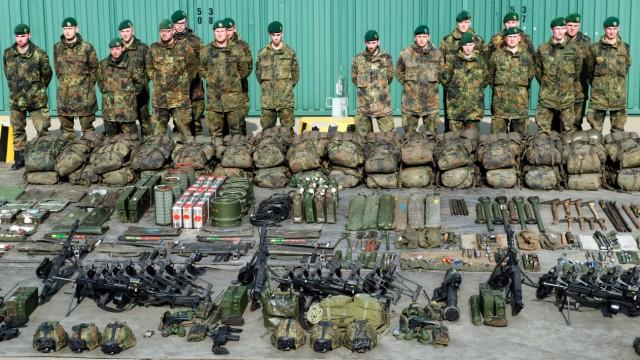 Vorstellung Nato Gefechtsverband