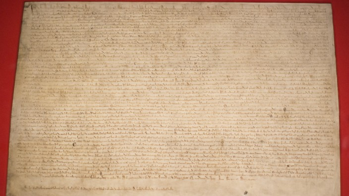 Magna Carta: Law, Liberty, Legacy Opens At The British Library