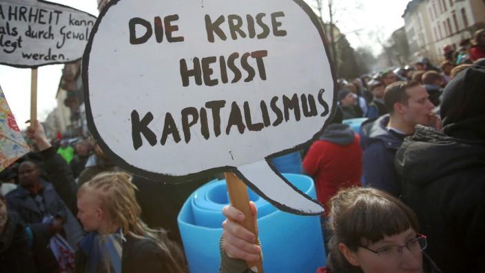 Kapitalismusprotest