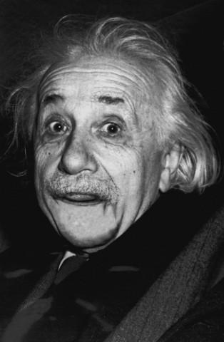 Albert Einstein; Einstein